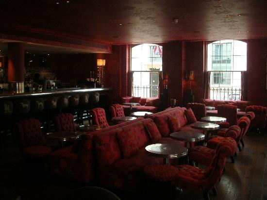 โรงแรมเฮย์มาร์เก็ต: Hotel bar