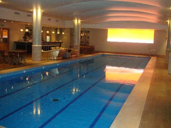 โรงแรมเฮย์มาร์เก็ต: Hotel pool