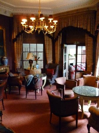 Park Lodge Hotel: Lounge