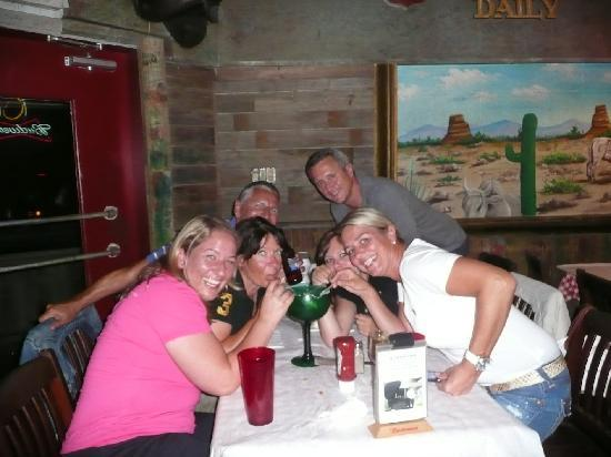 Bubba's Roadhouse & Saloon: Bubba Rita's