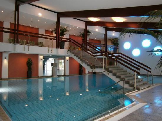 "Hotel ""Das Ludwig"": Therme Innenbereich"