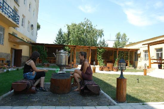 Camenca, มอลโดวา: Kolizey terrace