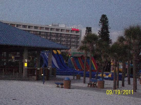 Clearwater Beach : Playground...Looks like fun!