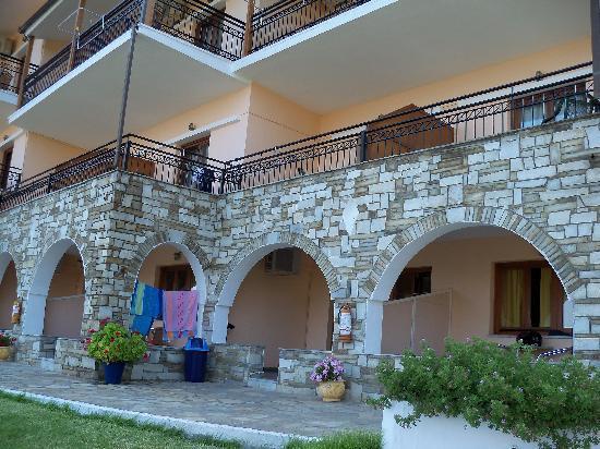 La Luna Hotel: Ground Floor with Terrace