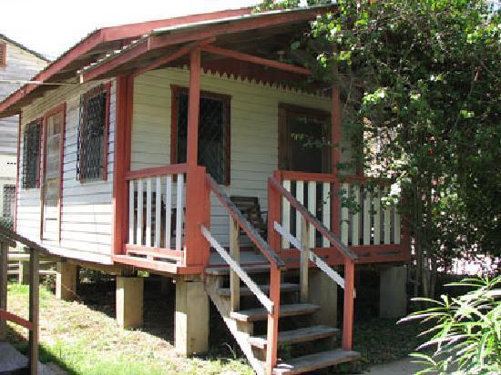 Tropicool Hotel: cabin