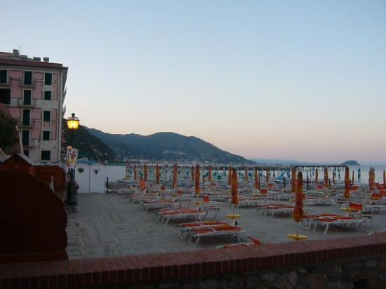 Baia del Sole Residence: view from the restaurant