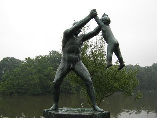 พิพิธภัณฑ์วิเจลันด์: scultura - 1