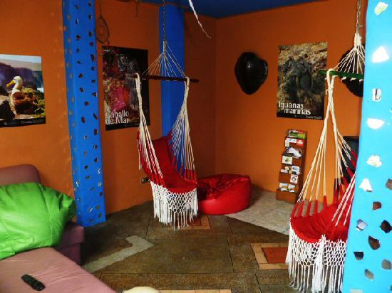 DreamKapture Hostel: Cable TV room with English Chanels