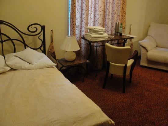 Villa Admiral: A double room