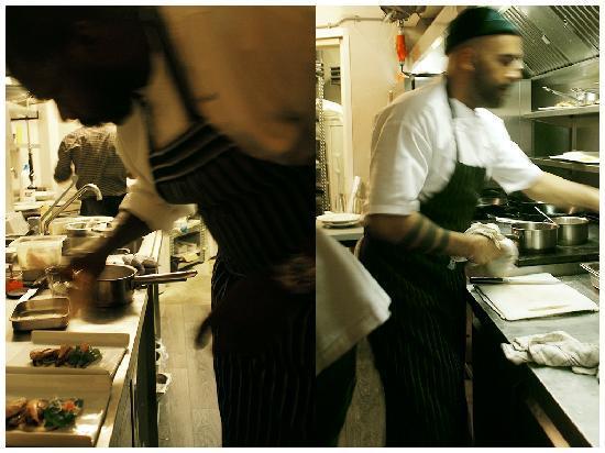 Restaurant Fraiche: chefs