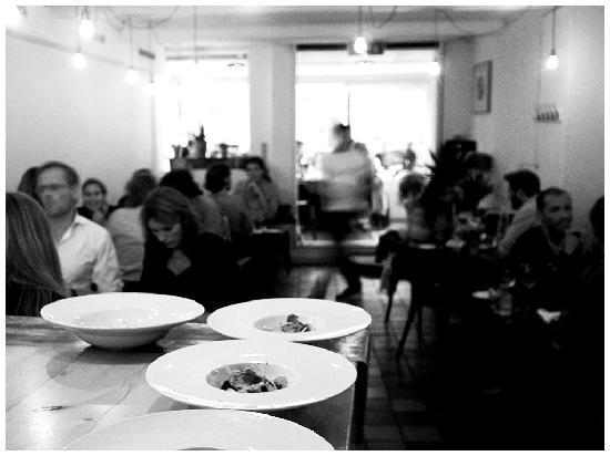 Restaurant Fraiche: inside