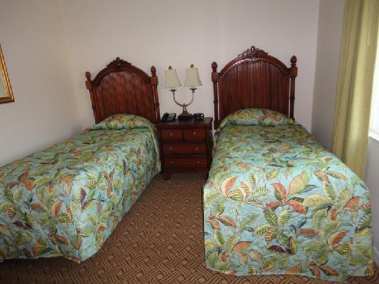 Sheraton Vistana Resort Villas- Lake Buena Vista : Dormitorio secundario