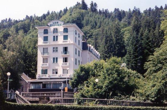 Hotel Des Sapins