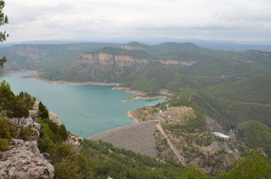 Do! Valencia: Beautiful view of the Dam