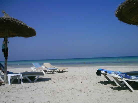 Yadis Djerba Golf Thalasso & Spa: la plage
