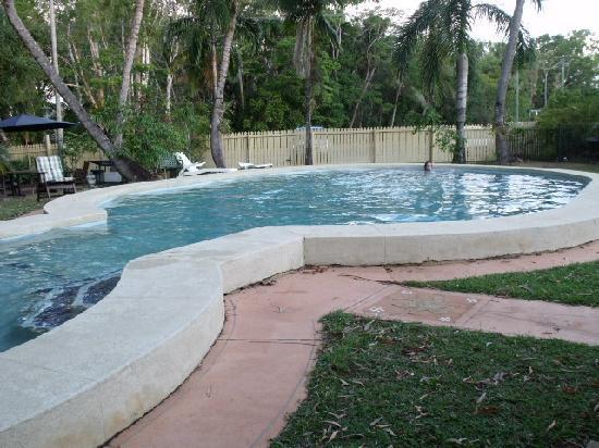 Villa Marine: The pool