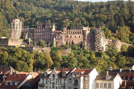 ปราสาทไฮเดลเบิร์ก: Heidelberg Castle