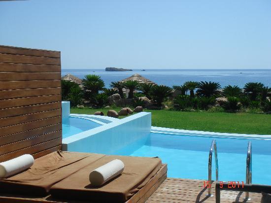 AquaGrand Exclusive Deluxe Resort: The Pool....