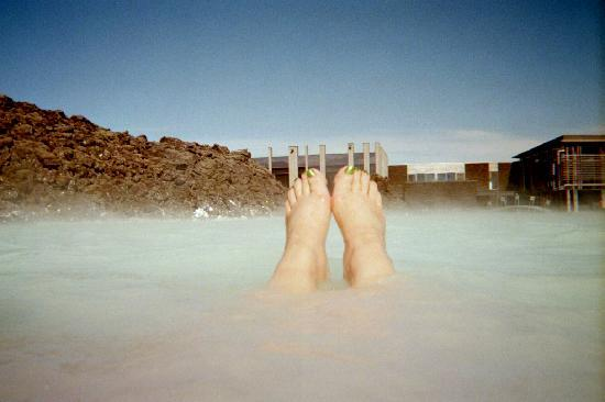 Blue Lagoon Iceland: relax