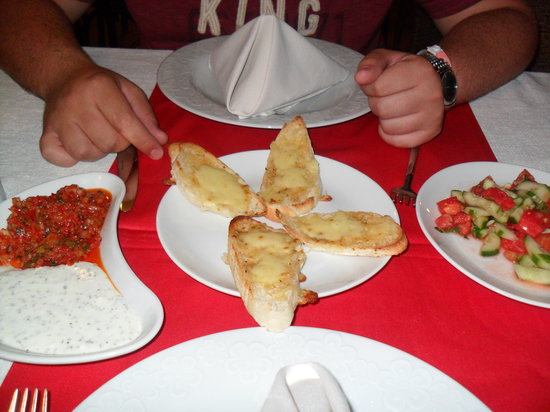 Kahveci Alibey Finedining: Free Starters with all meals