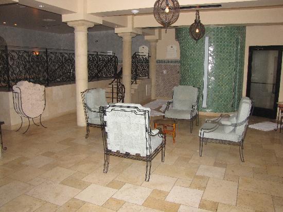 Joya Spa at Omni Scottsdale Resort: Whirlpool, Steam and Dry Saunas