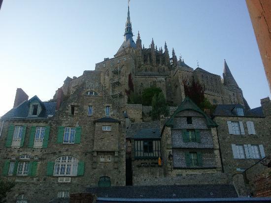 Auberge Saint Pierre: Photos de la vu de la chambre