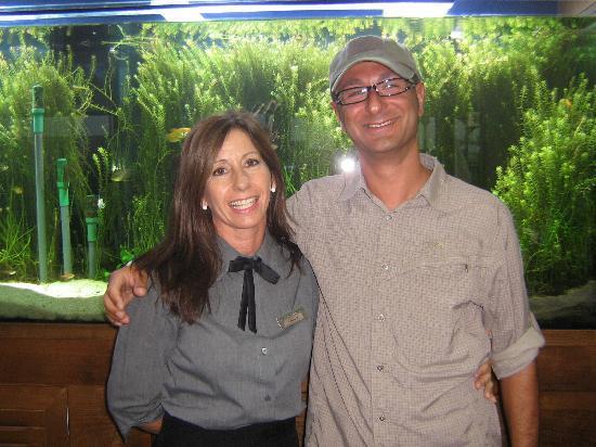 Mediterranean Bay Hotel: Gentilissima e sempre sorridente Laura