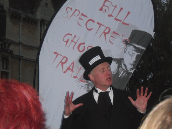 Bill Spectre's Ghost Trails