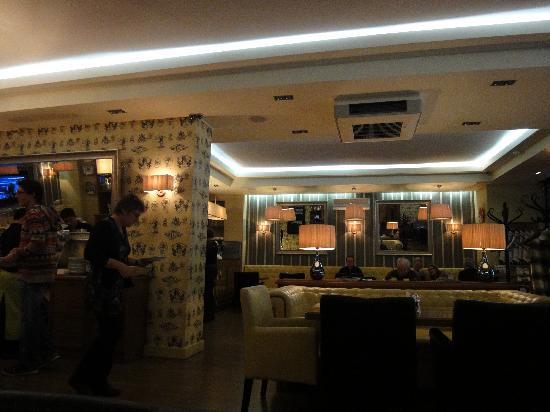 Arbat House Hotel: кафе