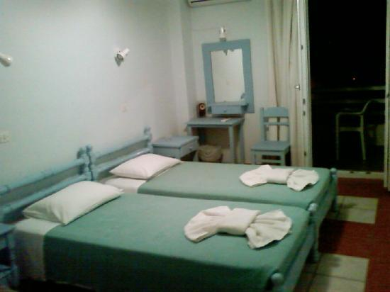 Hotel Paros: cozy room