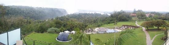 Meliá Iguazú: Sheraton grounds - viewed from room
