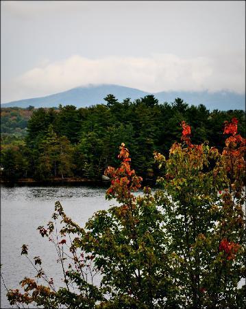 Travelodge Tilton/lake Winnisquam: The view