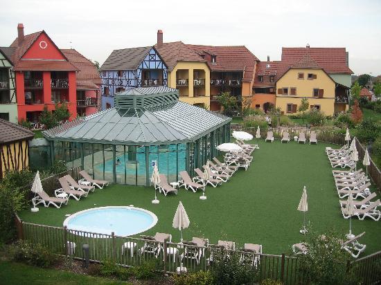 Pierre & Vacances Residence Le Clos d'Eguisheim: Extérieur