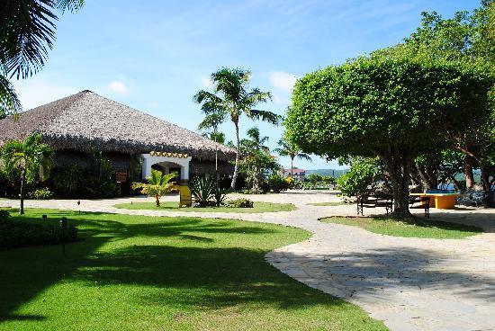 Casa Marina Beach & Reef: Resort near table tennis and one of the restaurants