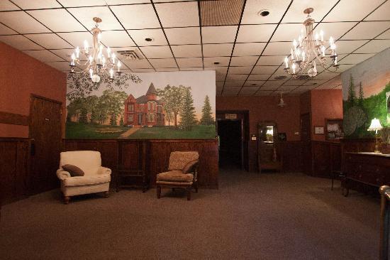 Veigel's Kaiserhoff: Foyer