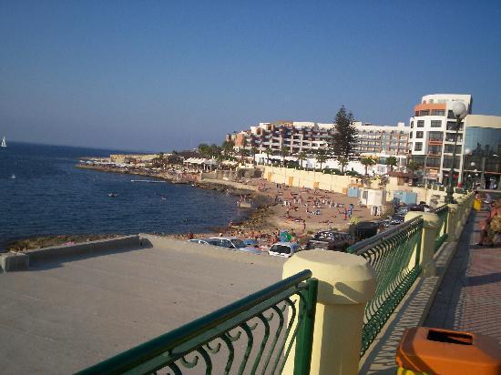 Euroclub Hotel: 5 minute walk to the beach