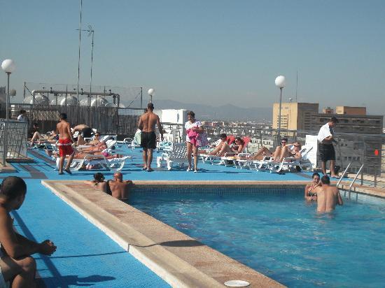 เอ็กซ์โป โฮเต็ลวาเล็นเซีย: the pool