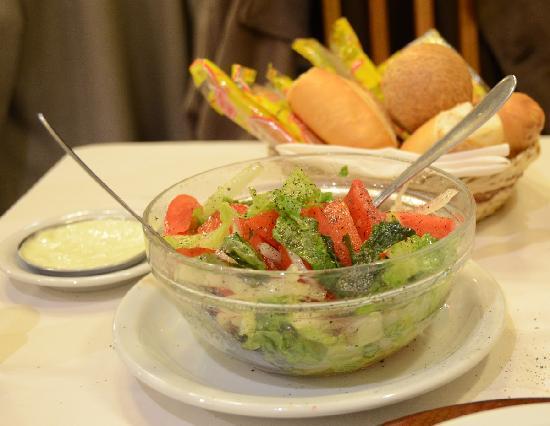 Don Mario: Salad