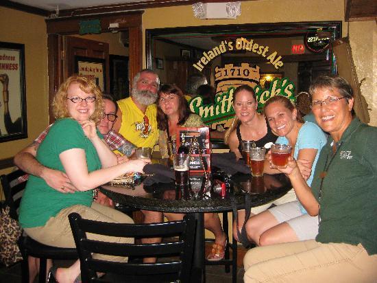 The St. Augustine Pub Crawl : Pub Crawl!