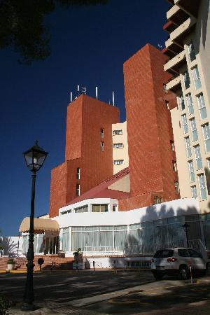Sol Beach House Ibiza by Melia: Front Of Hotel