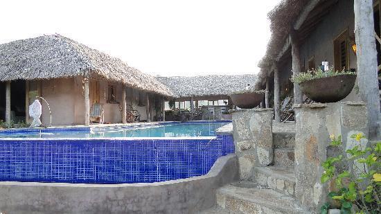 Casa De Olas: View of the pool