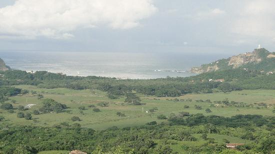 Casa De Olas: View from the swing