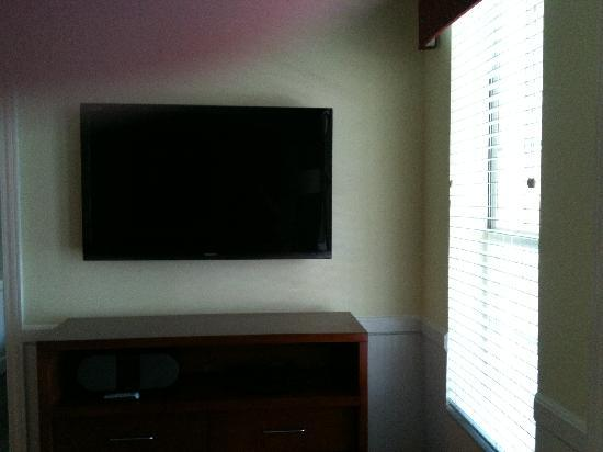 Diamond Resorts Grand Beach: flat screens in all the rooms