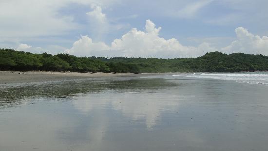 คาซ่า เดอ โอลาส โฮเต็ล: Beach for two