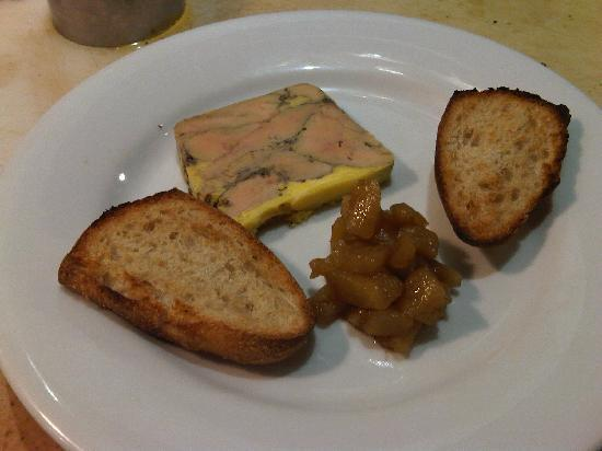 Tierny & Co: Foie gras mi-cuit maison