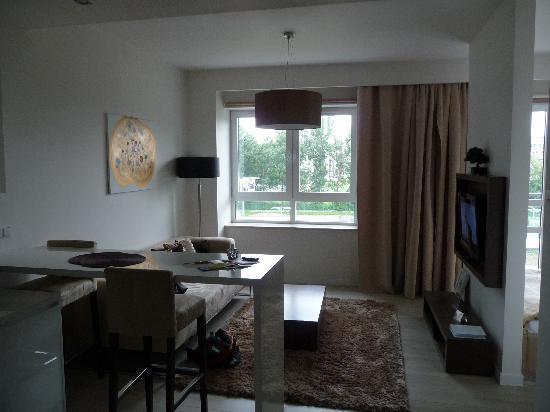 Platinum Residence: Zimmer