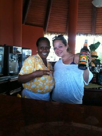Secrets Wild Orchid Montego Bay: I Love Donna! she was awesome!