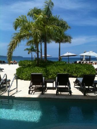 Secrets Wild Orchid Montego Bay: our beautiful view!