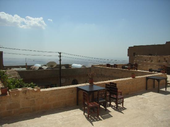 Dara Konagi: terrace