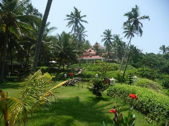 Bethsaida Hermitage: Hotel gardens